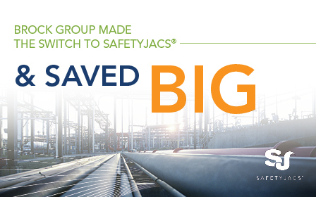 SafetyJacs® Case Study | Brock Group
